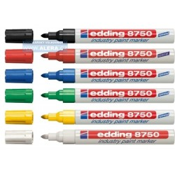 Popisovač Edding 8750 2-4mm průmyslový lakový