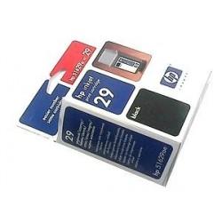 Kazeta HP 51629A DJ 6xx black No.29 / provedení XEROX