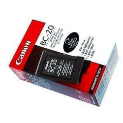 Kazeta Canon BC 20 černá-hlava - výprodej
