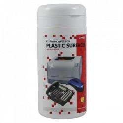 Čistič LOGO ubrousky plast dóza/100ks - zvýšený účinek - DOSTUPNOST 28.5.2020