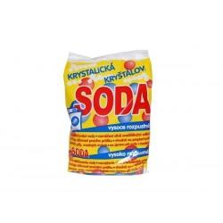.Soda krystalická - změkčovač vody 1kg
