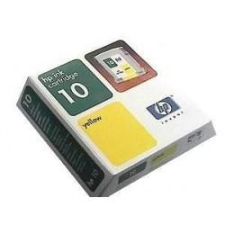 Kazeta HP C4842A-náplň YELLOW No.10 - DOPRODEJ - již se nevyrábí, nahrazeno C4838