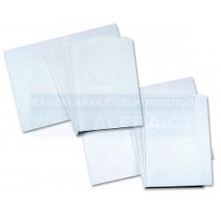 Papír A3 čtvereček 200 skladů dvojlistů