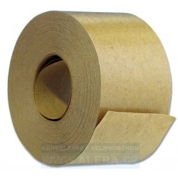 Páska lepicí papírová 40mm x 25m hnědá
