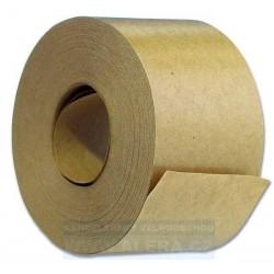 Páska lepicí papírová 50mm x 25m hnědá