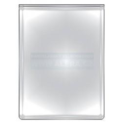 """Obal PVC samolepicí kapsa A4 """"U"""", 10ks"""