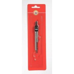 .Kružítko Koh-i-noor 4501 školní kovové