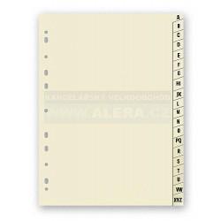 Rozřaďovač A4 A-Z papírový Hit Office