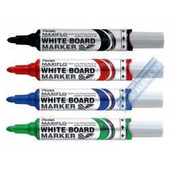Zboží na objednávku - Popisovač bílá tabule Pentel MAXIFLO MWL5M 6mm