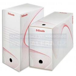 .Archivní krabice Esselte 15cm bílá 128602