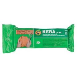 Modelovací hmota Koh-i-noor KERA 1000gr. hnědá-terakota
