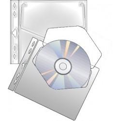 .Obal EURO na 1 CD, 10ks v balení