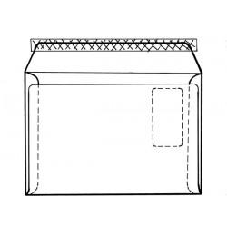 Zboží na objednávku - Obálka C4 1ks krycí páska vnitřní potisk okno vpravo ELCO