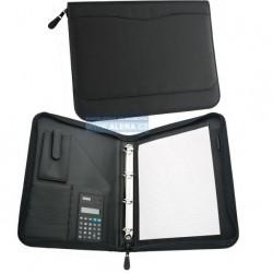Zboží na objednávku - -Portfolio A4 EAA1887 4-kroužky kalkulačka