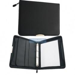 Portfolio A4 EAA1888 4-kroužky černé