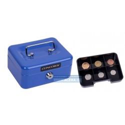 Pokladna CONCORDE 11 150x120x71 modrá