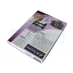 Fólie R0400 A4 50listů čirá lesklá samolepicí laser/copy