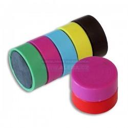 VÝPRODEJ - Magnet FE 16mm 1kus barevné