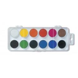 Barvy vodové malé 22,5mm Koh-i-noor 171510