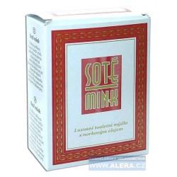 Soté Mink - toaletní mýdlo 100gr