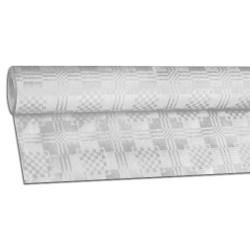 Ubrus papírový 1,2m x 10m bílý