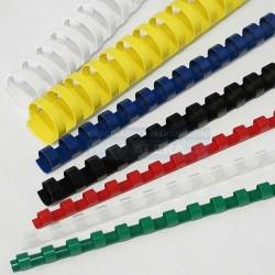 .Plastový kroužek na vazbu 6mm 1ks [ POUZE PO 200 ks ]