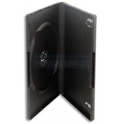 Box na DVD/1ks černý