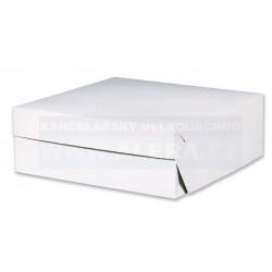 Zboží na objednávku - Krabice dortová 28x28x10cm /50ks