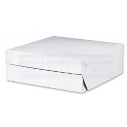 Zboží na objednávku - Krabice dortová 27x27x10cm /50ks