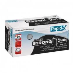 Zboží na objednávku - Spony do sešívačky 24/8+ 5000ks Rapid Super Strong ostřené