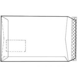 Obálka C4 1000ks taška okno dolní krycí páska sleva 50% /přestávají lepit/ Slovensko