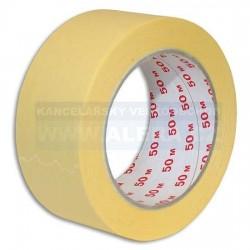 Páska lepicí maskovací 48mm x 50m