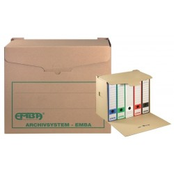 .Archivní skupinový box 5 x 1/75 Emba
