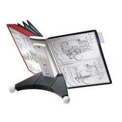 SHERPA komplet stolní Table 10 Durable 5632 červená/černá