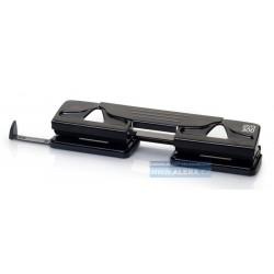 Děrovač Sax 300 Double 15listů čtyřděrovačka černá
