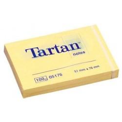 Lepicí bloček 3M Tartan 05176 51x76mm 100 lístků