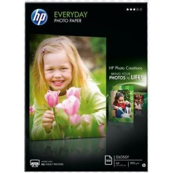 Papír HP Q2510A Everyday Photo Paper A4 200g/m2, 100 listů