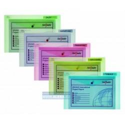 Zboží na objednávku - Obálka s drukem A4 Snopake průhledná,TIM200 5ks