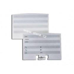 Zboží na objednávku - Vizitkář VISIFIX Durable 2419 náhradní karty 100ks