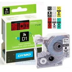 Dymo páska D1 el. 24x7m