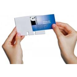 Zboží na objednávku - Vizitkář VISIFIX Durable 2418 40ks pouzdra