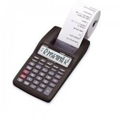 Kalkulačka Casio HR 8 RCE BK s páskou