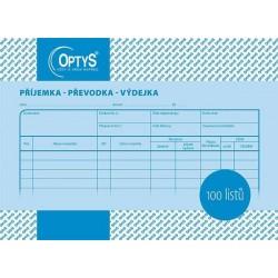 Tiskopis Příjemka,převodka,výdejka A5, OPT 1042