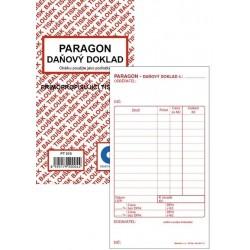 Tiskopis Paragon BAL daňový doklad NCR PT010