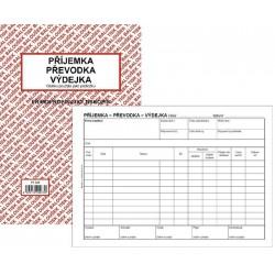Tiskopis Příjemka-převodka-výdejka A5 BAL NCR PT235