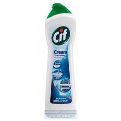Cif cream ORIGINAL (bílý) 720gr - tekutý písek (500ml)