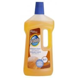 Pronto mýdlový čistič na dřevo 750ml - žlutý