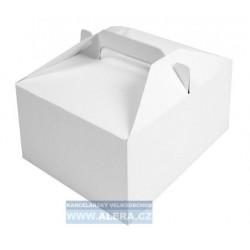 Zboží na objednávku - Krabice odnosová 23x23x11cm /50ks