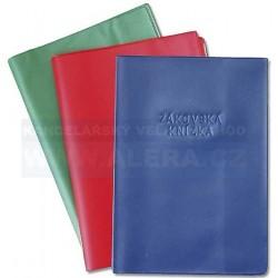 Zboží na objednávku - Obal na žákovskou knížku PVC slepotisk 1ks