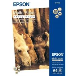 Papír Epson S041256 A4 Heavyweight Paper 50listů